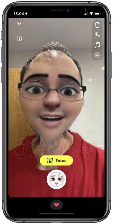 Disney round face