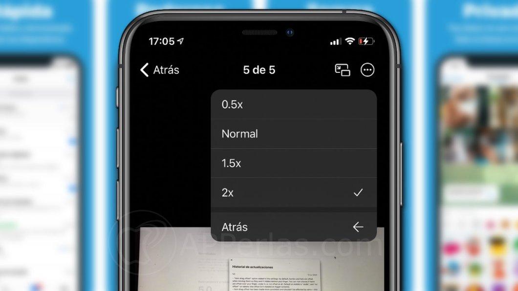 Novedades Telegram 7.9