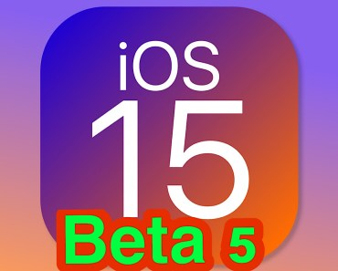 Estas son las novedades más importantes de la Beta 5 de iOS 15