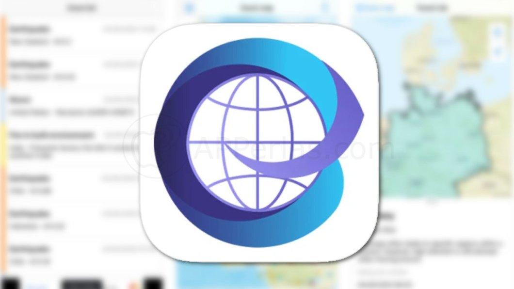 Todos los desastres naturales, ecológicos, guerras... en tu iPhone