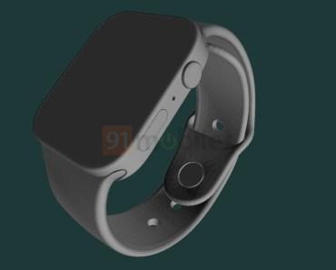 Así podría ser finalmente el nuevo Apple Watch Series 7