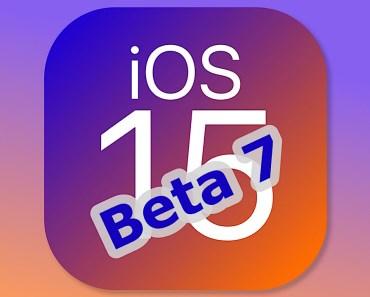 Estas son las novedades más destacadas de la Beta 7 de iOS 15