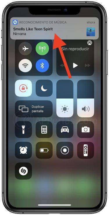 Reconocimiento de música en iOS