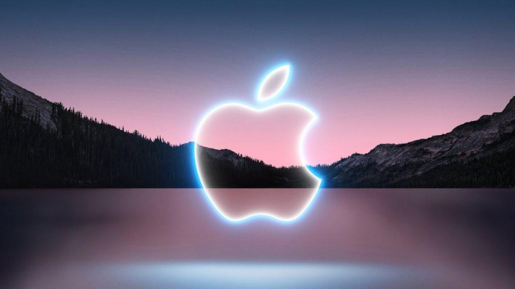 Imagen de la invitación al evento de Apple