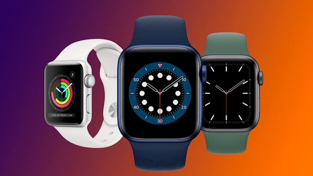 Catálogo de Apple Watch
