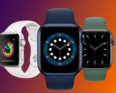 Qué Apple Watch comprar