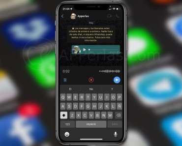 Ya podemos escuchar audios de WhatsApp antes de enviarlos