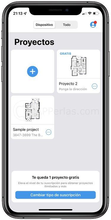 Cómo hacer planos de casas en Magicplan