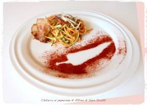 A tavola con Appetibilis :: Chitarra all'oro rosso di Altino di Sara Scutti