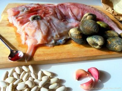 Ingredienti :: Venerdi Pesce :: Sara's Cavatelli Mare e Monti | photo and recipe: ©SaraScutti