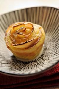 Apple Rose Muffin :: Recipe and Styling: Orsola Ciriello Kogan | Photo ©LuciaZeccara