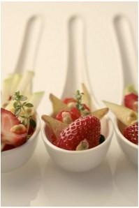 Fruit Salad Bites :: Recipe and Styling: Orsola Ciriello Kogan | Photo ©LuciaZeccara