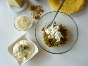 Artichokes and burrata... | Recipe and Photo ©SaraScutti