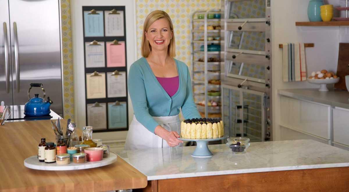 Anna Olson en El Gourmet