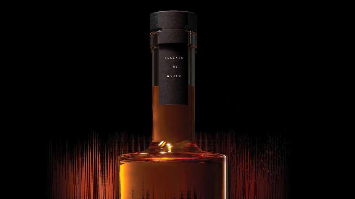 Blackened Whiskey Metallica