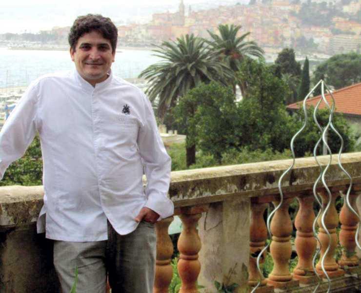 Mauro Colagreco fue elegido como el mejor chef de Francia