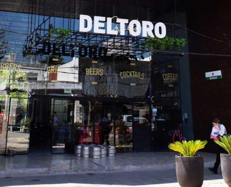 Deltoro City Bell