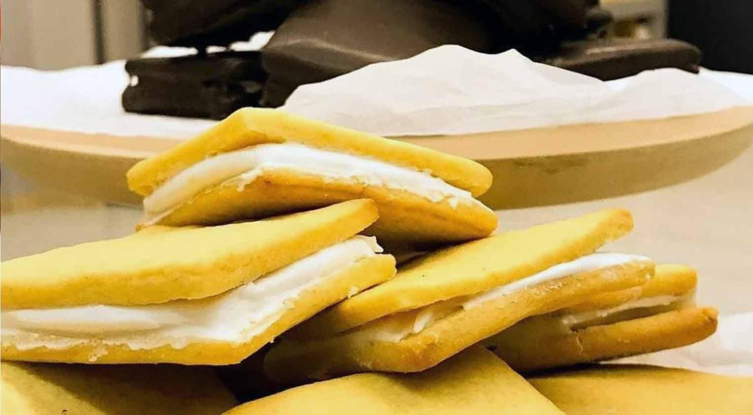Galletitas de Limón - Ximena Saenz
