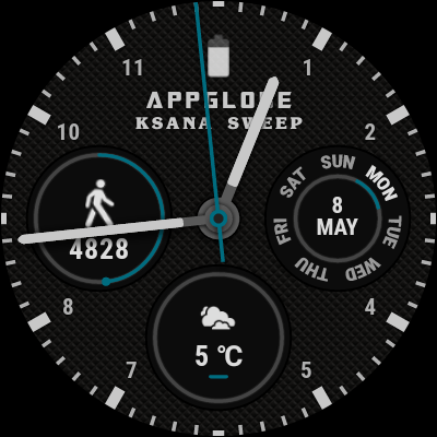 ksana sweep weather complication provided by google