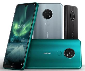 مواصفات هاتف Nokia 7.2