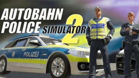 تحميل لعبة محاكاة الشرطة 2 للاندرويد Autobahn Police Simulator