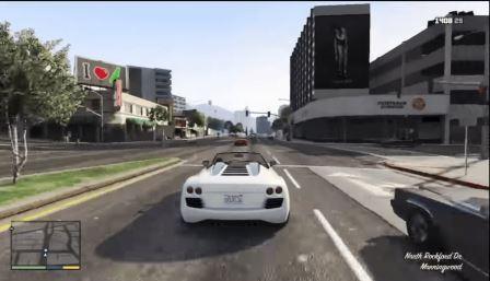 لعبة جاتا 5 للكمبيوتر GTA 5