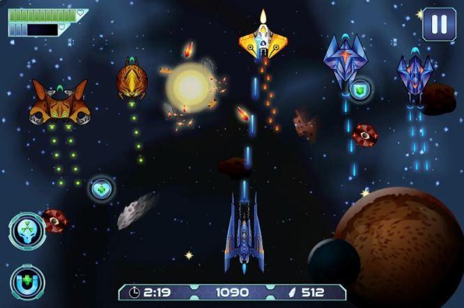 تحميل لعبة space shooter للكمبيوتر