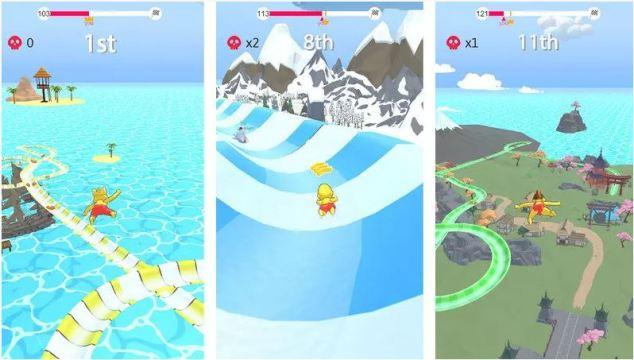 تحميل لعبة اكوا بارك 2020 Download Aquapark.io