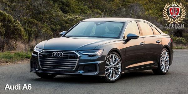 Audi A6 - Driver/Tour Guide