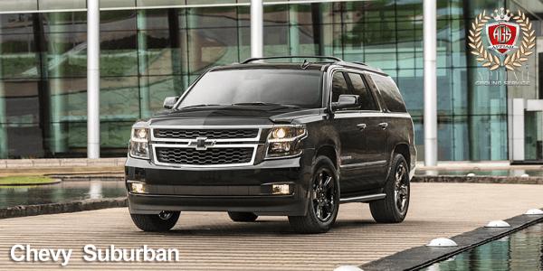 Chevrolet Suburban - Driver/Tour Guide