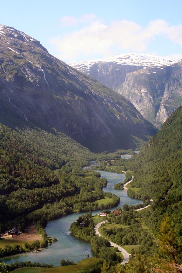 bergen en dalen