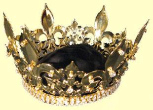 de kroon van glorie