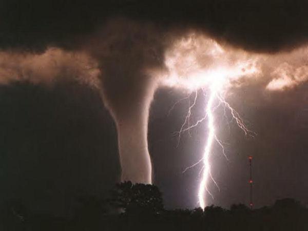 onweer & Tornado