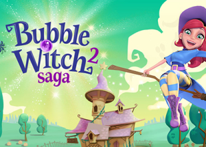 Bubble Witch 2 Saga v1.54.3 Apk + Mega mod for android