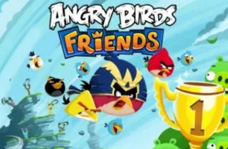 Angry Birds Friends v2.6.1 Apk + Mod for android