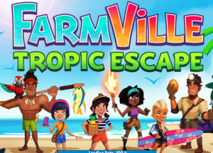 FarmVille Tropic Escape v1.0.258 Apk + Mod for android