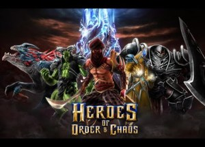 Heroes of Order & Chaos v3.4.1a Apk + Mod for android