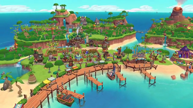 Paradise Bay v1.8.0.3314 Apk
