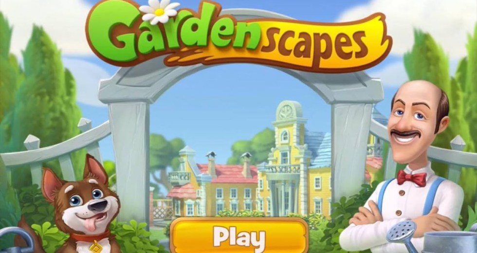 Gardenscapes New Acres v0.9.2 Apk + Mod for android