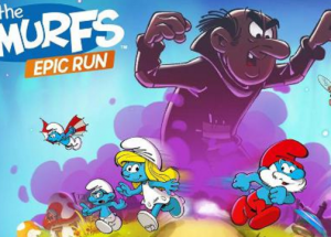 Smurfs Epic Run v1.8.1 Apk + Data for android