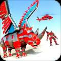 Crazy Animal City Simulation War Game