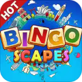 Bingo Scapes - Lucky Bingo Games Free to Play