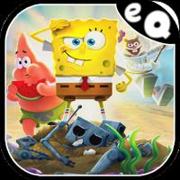 Sponge bob Cartoon heroes : Robots invasion