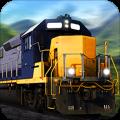 Euro train simulation 3D