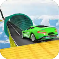 Ramp Car Stunts : impossible stunt car tracks 3d