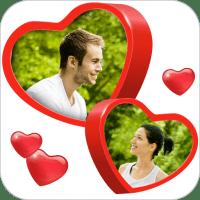 Love Collage Maker - Photo Editor & Heart Frames