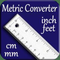 Metric Converter cm mm to inch feet