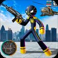 Stickman Liberty City Fighting Game