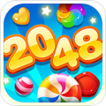 2048 Candy Bomb