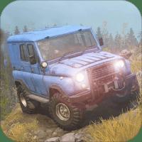 Offroad Vehicles: Cliff Roads Simulator